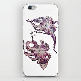 Squishy Octopi iPhone Skin
