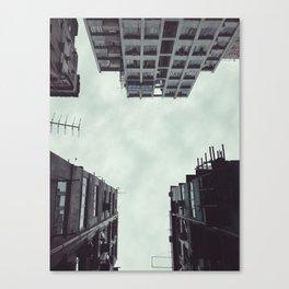 perpendicular Canvas Print