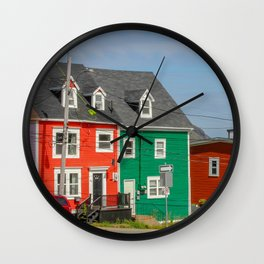 Jellybean Wall Clock