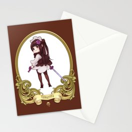 Temerity (Meido Series) Stationery Cards