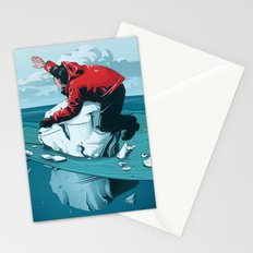 Staying Afloat Stationery Cards
