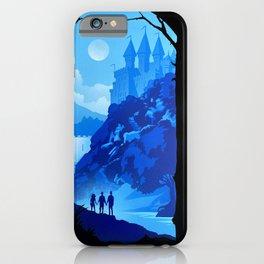 Hogwart Castle iPhone Case