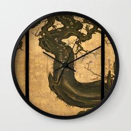 Harmony Tree  Wall Clock