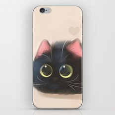 Fluffy Sushi iPhone & iPod Skin