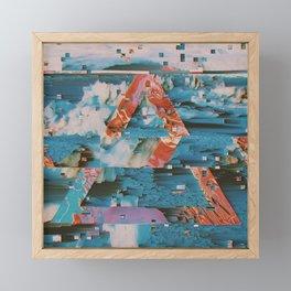 I_CEGE Framed Mini Art Print