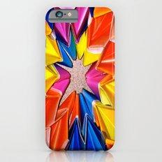 rainbow explosion Slim Case iPhone 6s