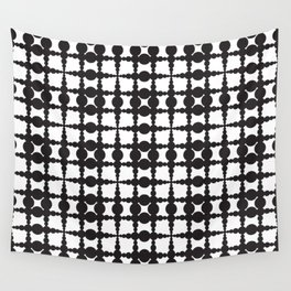 Globule pattern Wall Tapestry