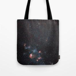 Dwarf Galaxy IC 2574 Tote Bag