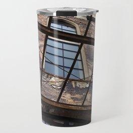 OLD FACTORY BUILDING Travel Mug