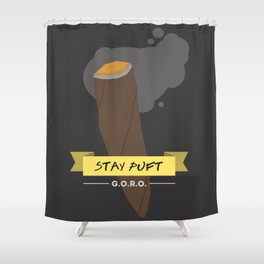 Stay Puft Shower Curtain