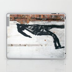 People Disappear, Right Before Our Eyes, Like Old Bricks In a Wall Laptop & iPad Skin