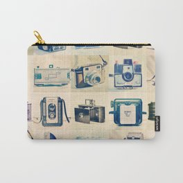 Vintage Camera Collection Carry-All Pouch