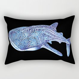 Whale shark Rectangular Pillow