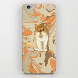 Winifred the Cat iPhone Skin