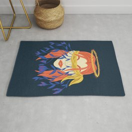 Blinded by Nature Rug
