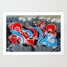 Wall-Art-013 Art Print