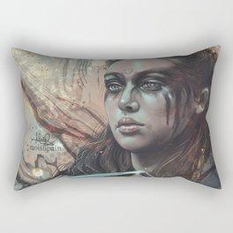The Commander Rectangular Pillow