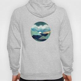 Ocean Clouds Hoody