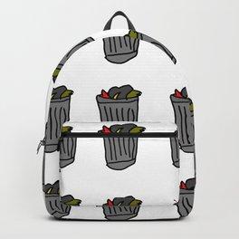 Trash Cans Backpack