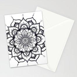 Bold Mandala Stationery Cards