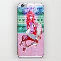TRUE CUTs #3 iPhone & iPod Skin