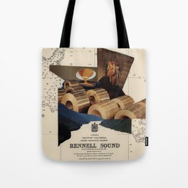 Rennell Sound Tote Bag