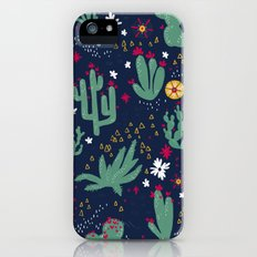 Cactus Blossoms  iPhone SE Slim Case