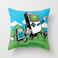 Handheld Throw Pillow