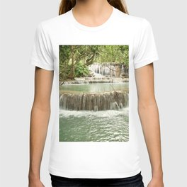 Zen Waterfalls Harmony T-shirt