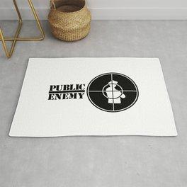 Public Enemy Rug