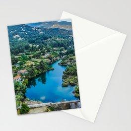 Dreamy view at Saittas Trimiklini Stationery Cards