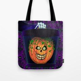 Hatty Halloween! Tote Bag