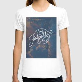 Jetsetter Sky T-shirt