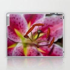 Pink Lily. Laptop & iPad Skin