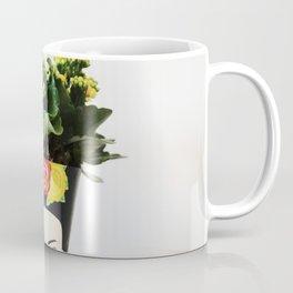 FRIDA KHALO FLOWER POT Coffee Mug