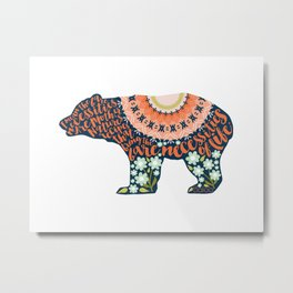 The Bare Necessities. The Jungle Book. Metal Print