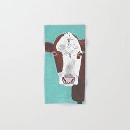 A Cow Named Adeline Hand & Bath Towel
