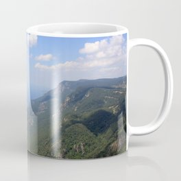 Climb Every Mountain With Wanderlust Coffee Mug