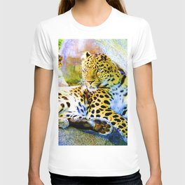 The Leopard is Spot On T-shirt