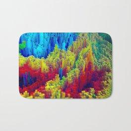 Daily Render #2: Pixel Storm Bath Mat