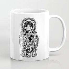 матрёшка Coffee Mug