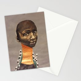 The Obeahman Daughter Stationery Cards