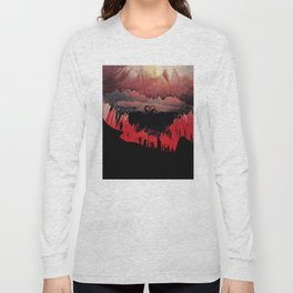 Dante's Inferno: Circle of Violence Long Sleeve T-shirt
