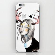 Buck (isolated) iPhone & iPod Skin