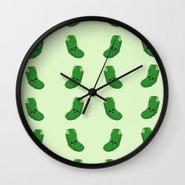 Pickle Fun! Wall Clock