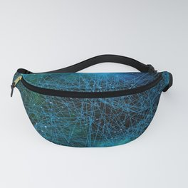 System Network Connection Fanny Pack