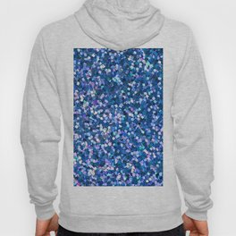 Dazzling Blue Sequences (Color) Hoody