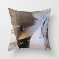 escher Throw Pillows featuring Escher 2 by KMZphoto
