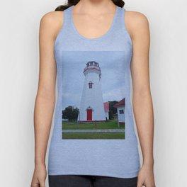 Campbelton Lighthouse Unisex Tank Top