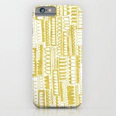 Golden Doodle humpy iPhone 6s Slim Case